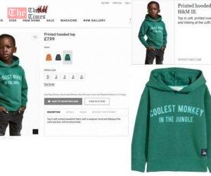 CNN: კომპანია H&M-ის ბოდიში საზოგადოებას