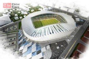 ბათუმის საფეხბურთო სტადიონის მშენებლობას საძირკვლი 21 იანვარს ჩაეყრება