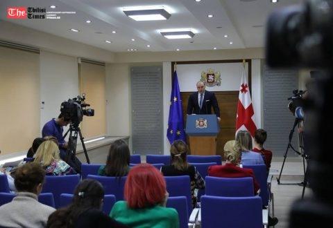 ფინანსთა მინისტრმა 6 ახალი ინიციატივა წარადგინა