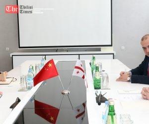 საგანმანათლებლო სფეროში საქართველოსა და ჩინეთს შორის  ურთიერთობა გაღრმავდება
