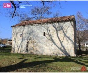 ჭერემის წმ. გიორგის ეკლესიას კულტურული მემკვიდრეობის ძეგლის სტატუსი მიენიჭა