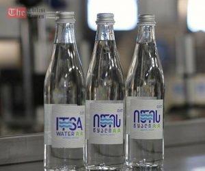 """""""იწის წყალი"""" უახლოეს მომავალში უცხოეთის ქვეყნების სუპერმარკეტებში გაიყიდება"""