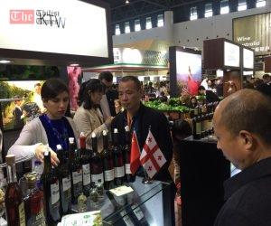 ქართული ღვინის 32 კომპანია ჩინეთის უმსხვილეს გამოფენაში მონაწილეობს