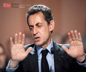 საფრანგეთის ექსპრეზიდენტი ნიკოლა სარკოზი დააკავეს