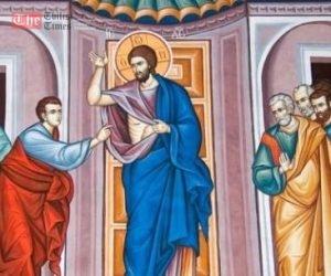 კვირაცხოვლობა – უფლის გამოცხადება მოწაფეებთან