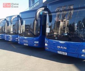 თბილისის მერია 700 ახალი ავტობუსის შესყიდვას გეგმავს